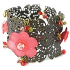 Jolees: Laliberi - Bracelet Kit, Floral Section Cuff