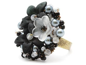 Jolees: Laliberi - Ring Kit, Seed Bead Bouquet
