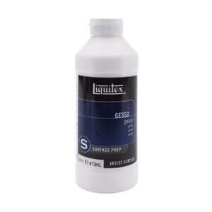 Liquitex: White - Acrylic Gesso Surface Prep