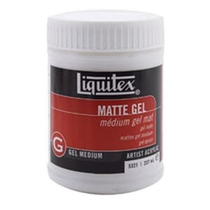 Liquitex: Matte Gel Acrylic Medium