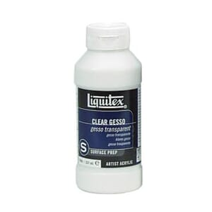 Liquitex: Acrylic Clear Gesso Surface Prep