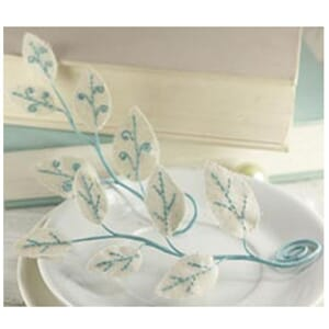 Prima: Grove Leaf Bendable Vines - Blue 5.5inch