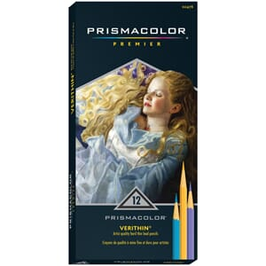 PRISMACOLOR: Verithin - 12 stk Premier Colored Pencils