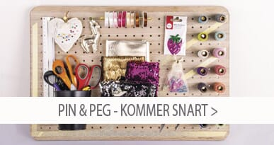 PIN AND PEG - PIN & PEG OPPBEVARING - STORAGE - PIN & PEG STORAGE - OPPBEVARING HOBBYROM - HOBBYROMMET - 1.jpg