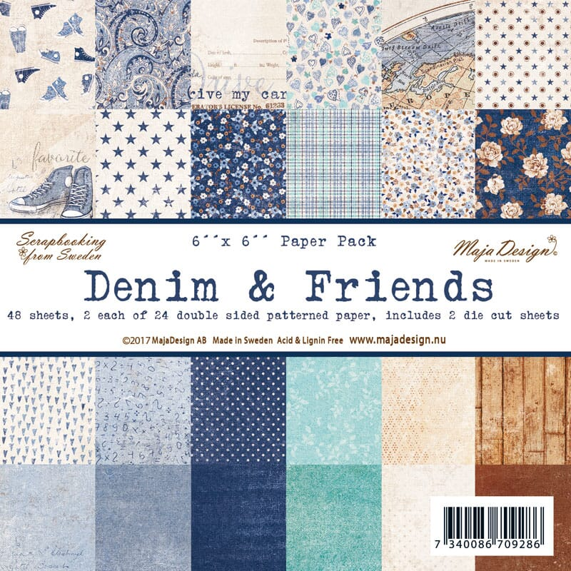 DENIM AND FRIENDS - MAJA DESIGN - MAJA ARK - MAJA DESIGN NORGE.jpg