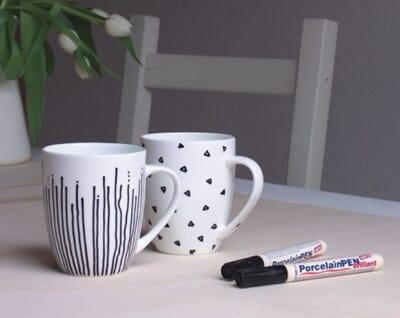 578fb073 Redesign kaffekoppen din! - HOBBYKUNST NORGE