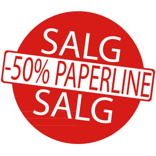 Salg PAPERLINE