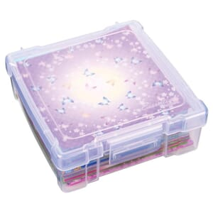 ArtBin: Translucent Artbin Essentials 6x6 inch Box
