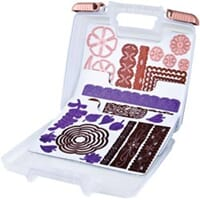 ArtBin: Magnetic Die Storage With 3 Sheets