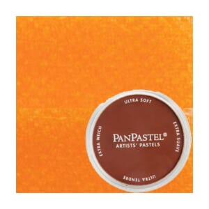 PanPastel: Orange - Ultra Soft Artist Pastels