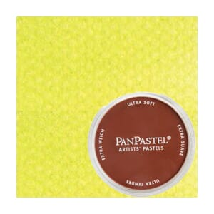 PanPastel: Bright Yellow Green - Ultra Soft Artist Pastels