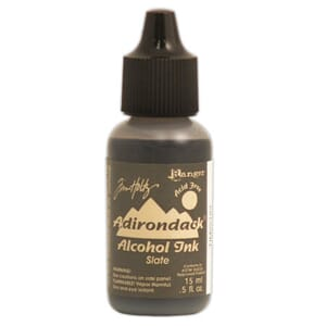 Adirondack Alcohol Ink - Slate, 15ml
