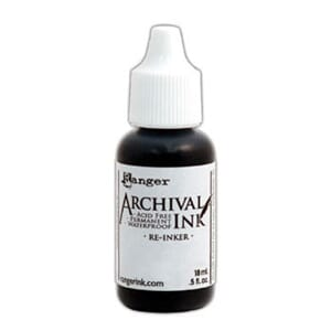Ranger: Sap Green - Archival Reinker .5 Ounce