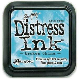 Tim Holtz: Broken China - Distress Ink Pad