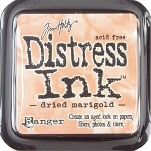 Tim Holtz: Dried Marigold - Distress Ink Pad