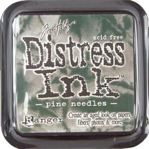Tim Holtz: Pine Needle - Distress Ink Pad