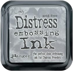 Tim Holtz: Clear For Embossing - Distress Ink