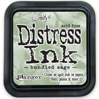 Tim Holtz: Bundled Sage - Distress Ink Pad
