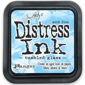 Tim Holtz: Tumbled Glass - Distress Ink Pad