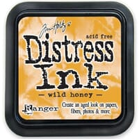 Tim Holtz: Wild Honey - Distress Ink Pad