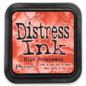 Tim Holtz: Ripe Persimmon - Distress Ink Pad