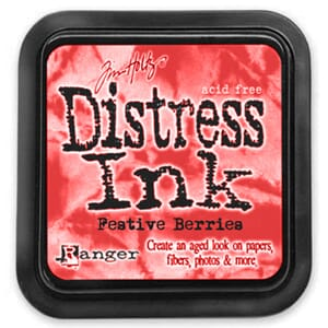 Tim Holtz: Festive Berries - Distress Ink Pad