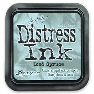 Tim Holtz: Iced Spruce - Distress Ink Pad