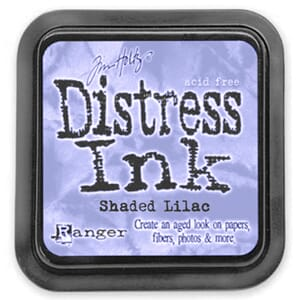 Tim Holtz: Shaded Lilac - Distress Ink Pad