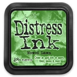 Tim Holtz: Mowed Lawn - Distress Ink Pad