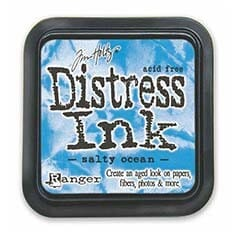 Tim Holtz: Salty Ocean - Distress Ink Pad