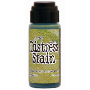 Tim Holtz: Crushed Olive - Distress Stain