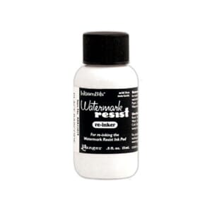 Ranger: Watermark Resist - Archival Reinker .5 Ounce