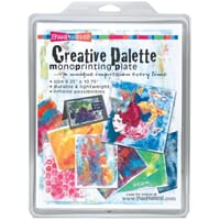 Stampendous: Creative Palette Monoprinting Plate