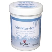 Rayher: Structure-Ice boks 100ml