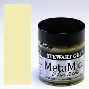 Stewart Gill: Metamica Paint - Pale Gold