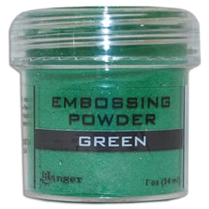Ranger: Green - Embossing powder 1oz