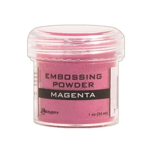 Ranger: Magenta - Embossing powder 1oz
