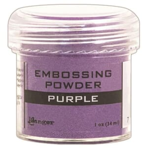 Ranger: Purple - Embossing powder 1oz