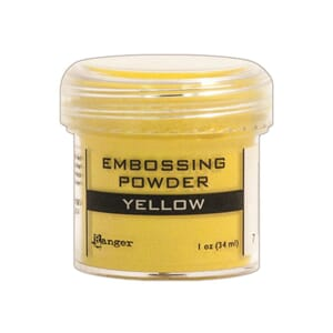 Ranger: Yellow - Embossing powder 1oz