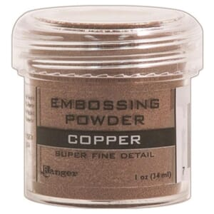 Ranger: Super Fine Copper - Embossing powder 1oz