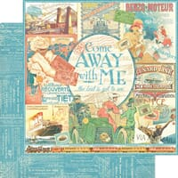 Graphic 45: Come Away With Me - Come Away With Me
