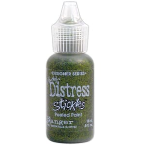 Distress Stickles Glitter Glue - Peeled Paint