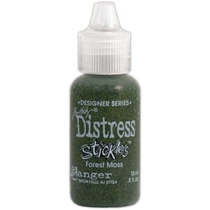 Distress Stickles Glitter Glue - Forrest Moss