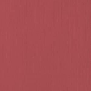 American Craft: Cranberry - Textured Cardstock