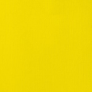 American Craft: Lemon - Textured Cardstock