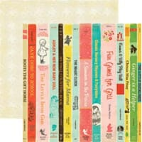 Crate Paper: Emma's Shoppe - Books