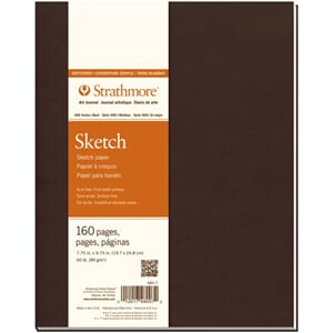 Strathmore: Softcover Sketch Journal