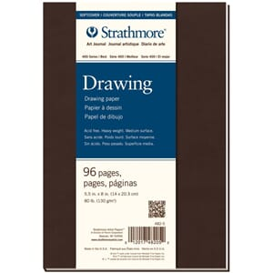 Strathmore: Softcover Drawing Journal