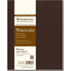 Strathmore: Softcover Watercolor Journal