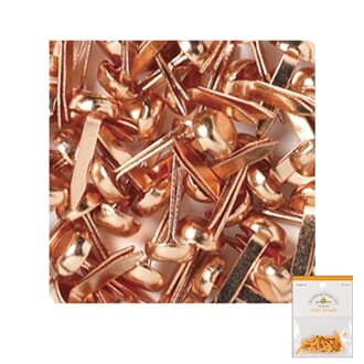 Doodlebug: Copper - Mini Brads